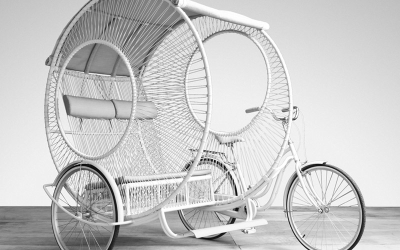 DS17 - Bicycle Carriage